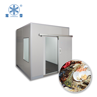 40CBM Cold Room for Frozen Meat, Frozen Fish
