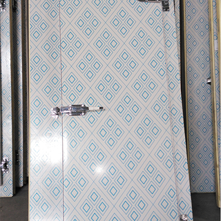 Cold room door-Hinged door with color steel